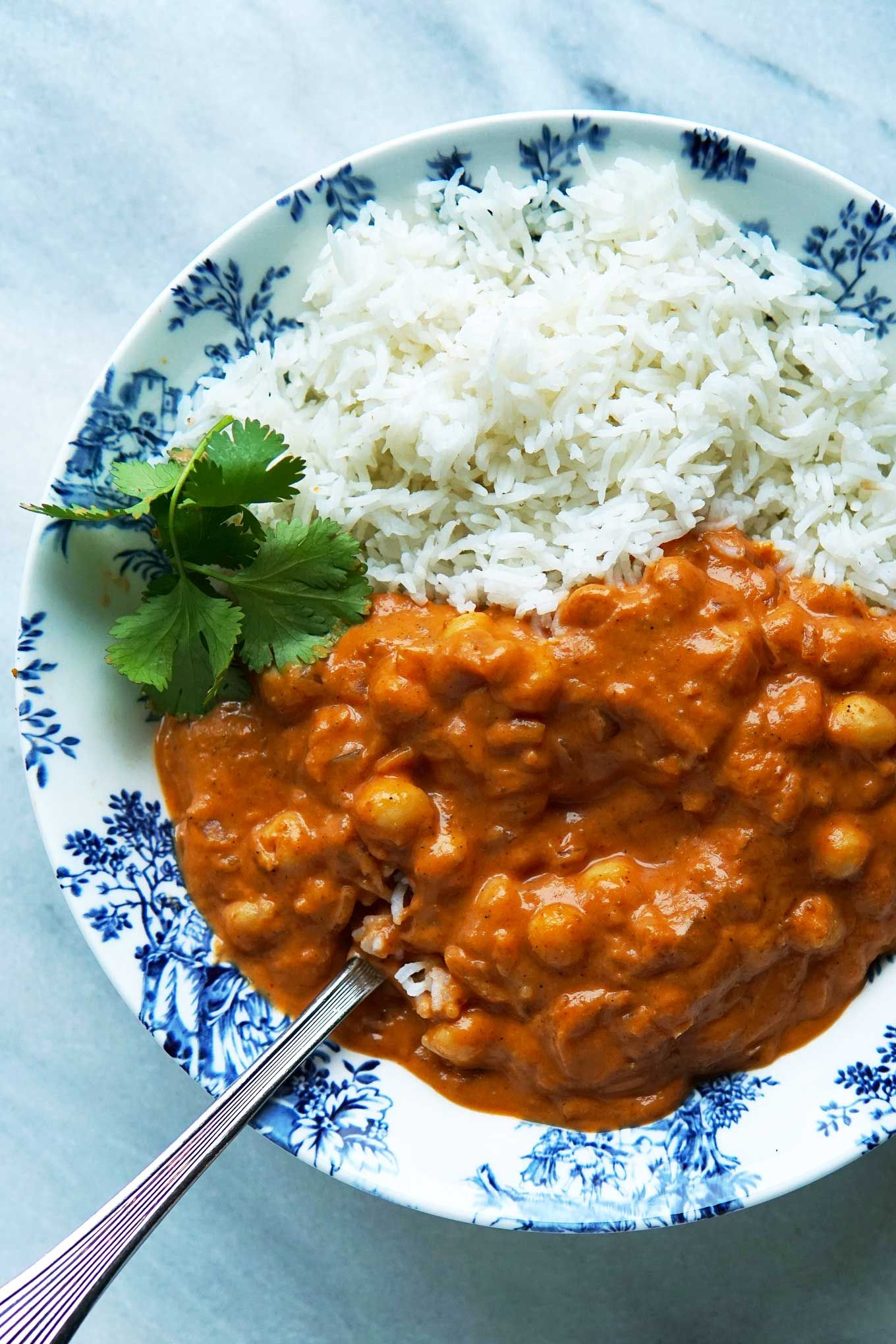 Vegan tikka masala simmer sauce recipe food clean eating better than takeout indian food at home is made easy with this vegan tikka masala simmer sauce make extra and freeze for a quick meal any day of the week forumfinder Choice Image