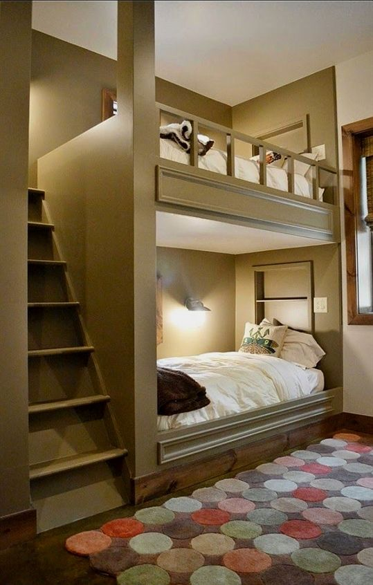 Astonishing Bunk Bed With Stairs Examples Bunk Beds Source Http