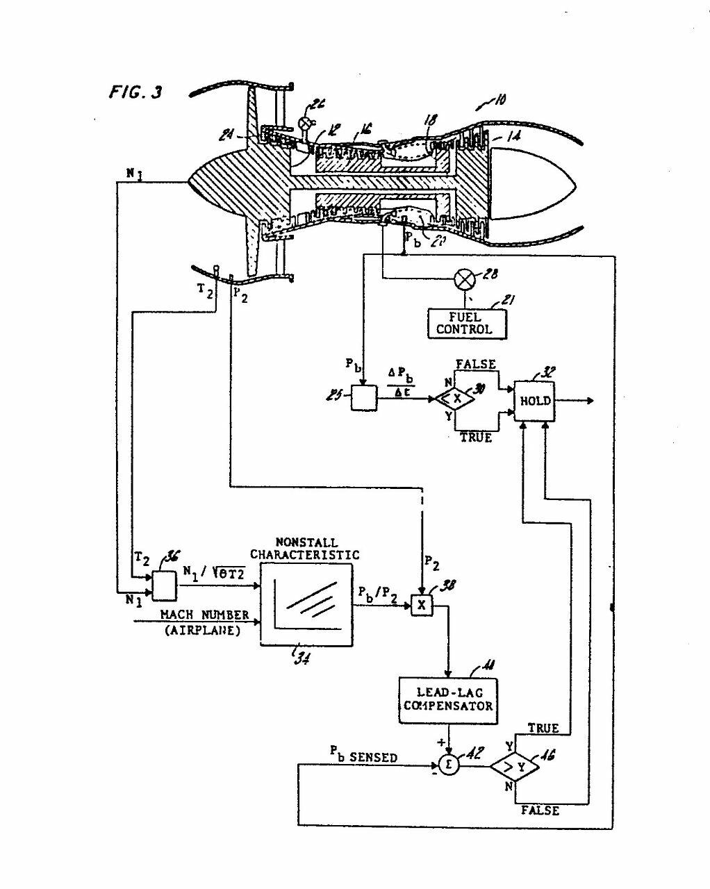 Schematic drawing for the woodward gas turbine main engine control for the cfm 56 2a series jet engine schematic drawings pinterest gas turbine