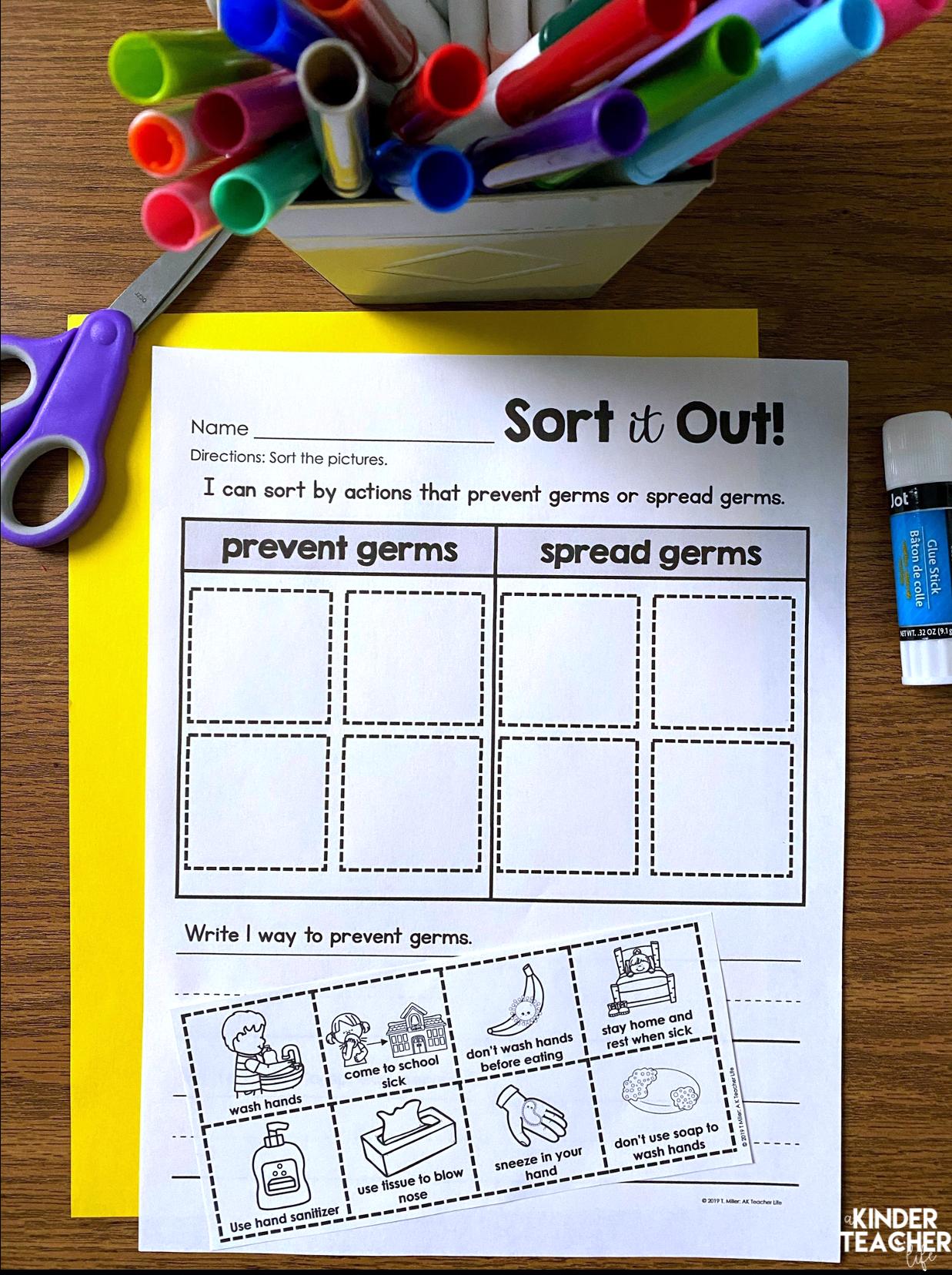Pin On Kindergarten Science