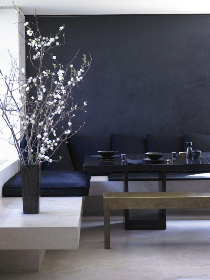 Donna Karan\'s Apartment in Manhattan | Raumideen, Wohnideen und ...
