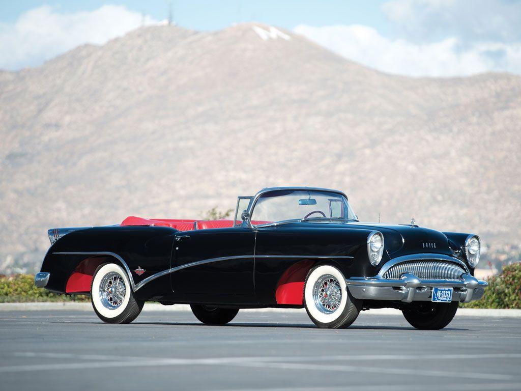 1954 Buick Skylark Convertible Arizona 2014 RM