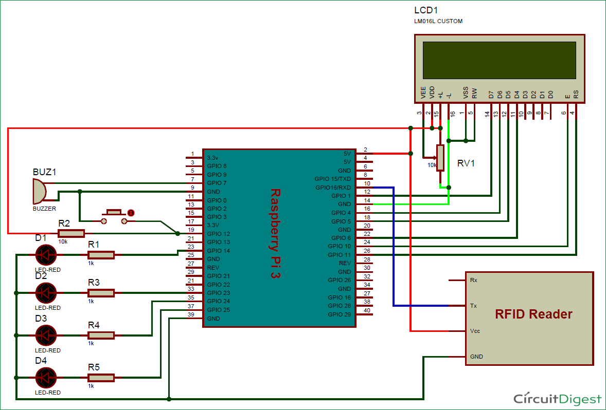 Dorable Dld Mini Projects Circuit Diagram Motif - Electrical Diagram ...