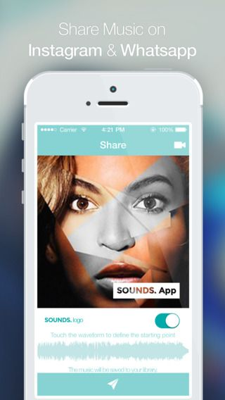 Share music to insta and whatsapp from your iPhone appleofreak