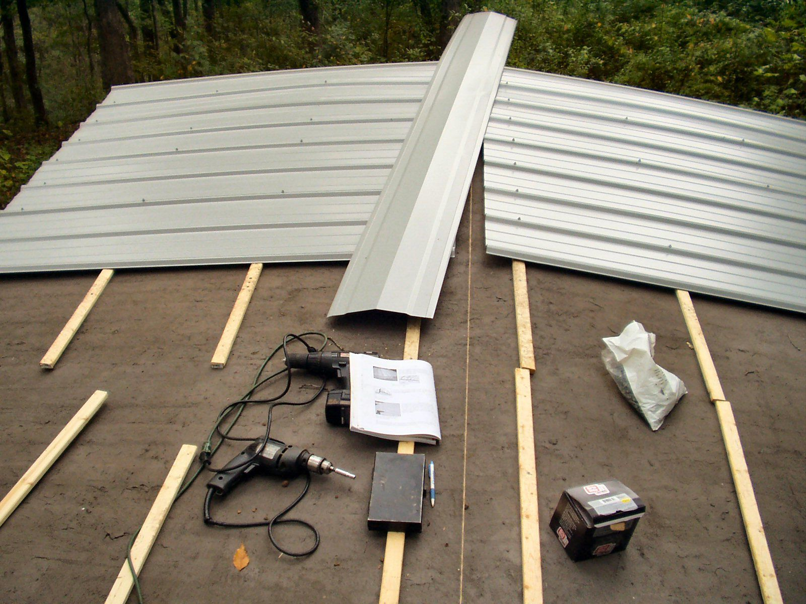 Mobile Home Metal Roof Over Kits