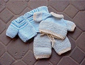 doll clothes Patroon opgeslagen