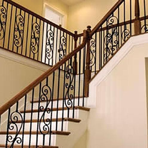 we offer quality iron railings in san diego for residential and commercial purposes