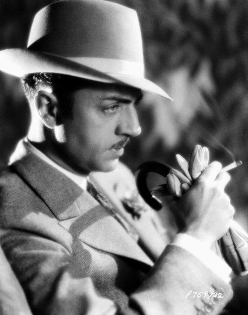 william powell height