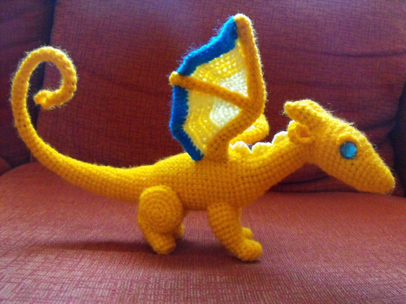 Scroll down page for free pattern in spanish dragn dorado irka crochet bankloansurffo Images