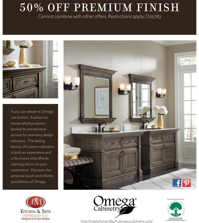 Omega Promotion 50 Percent Off Cabinets Denver Co