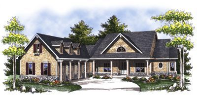 Farm Style House Plans - 4441 Square Foot Home, 1 Story, 5 ... on 4 000 sf house plans, 4000 square foot garden, 15000 square foot floor plans, 4000 square foot house sketches, 4000 sf house plans, 4000 square foot house elevations, 3600 sq ft house plans, 3500 square feet house plans, 4000 square foot building, 4000 square foot desert house, 4000 square foot ranch houses,