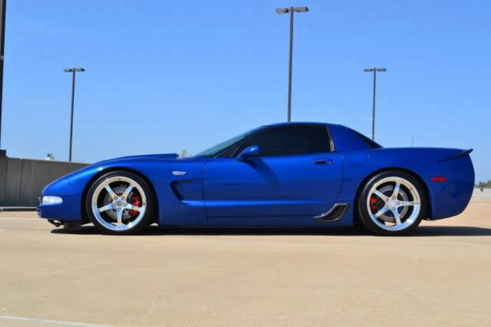 Chevrolet Corvette C5 Z06 Chevrolet Parts Accessories Corvette