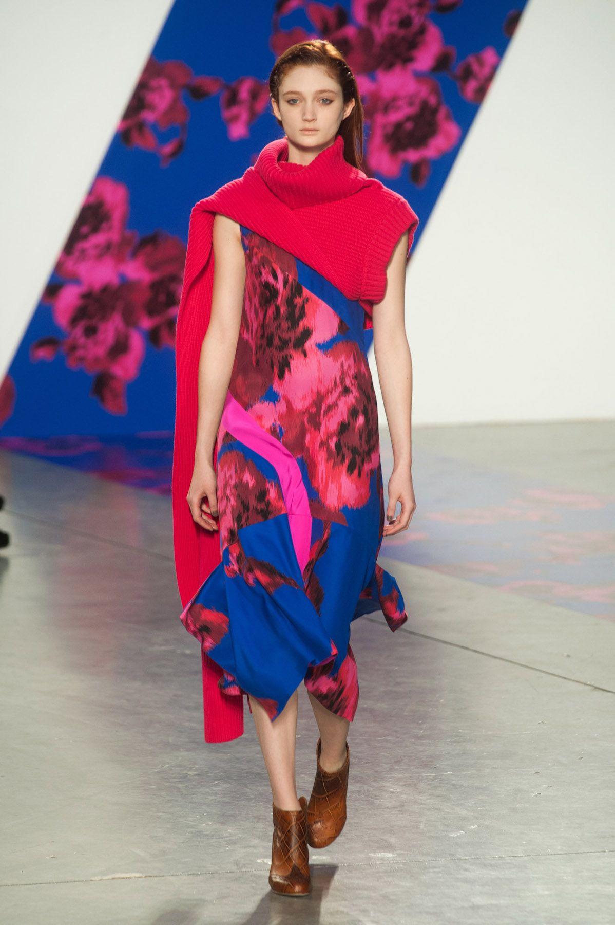 Watch Thakoon FallWinter 2014-2015 Collection – New York Fashion Week video