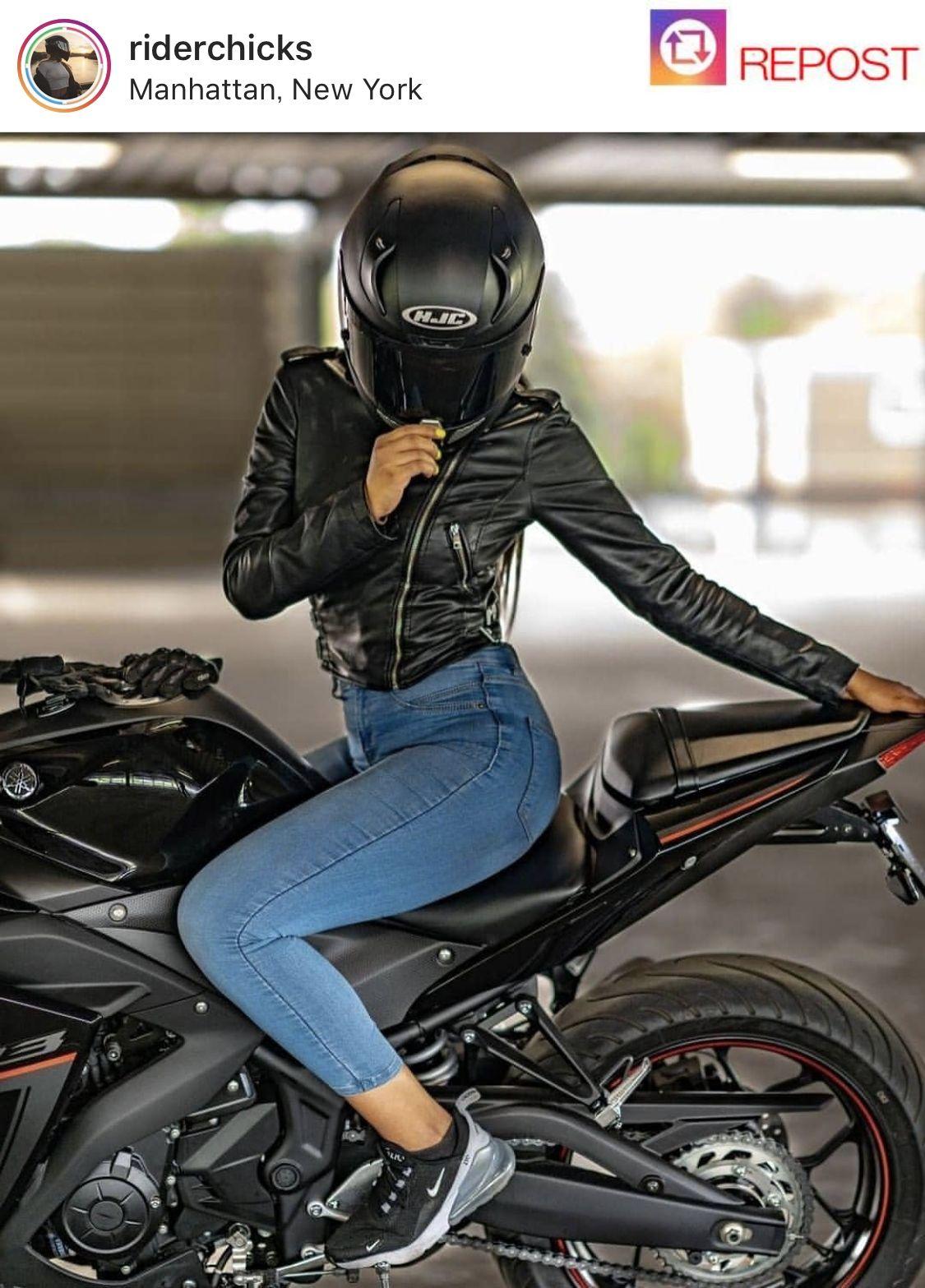 Pin By Julia Hanline On Motorcycles Motorcycle Girl Biker Girl