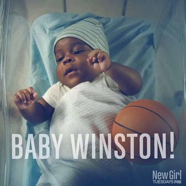 New Girl - Baby Winston #Season3