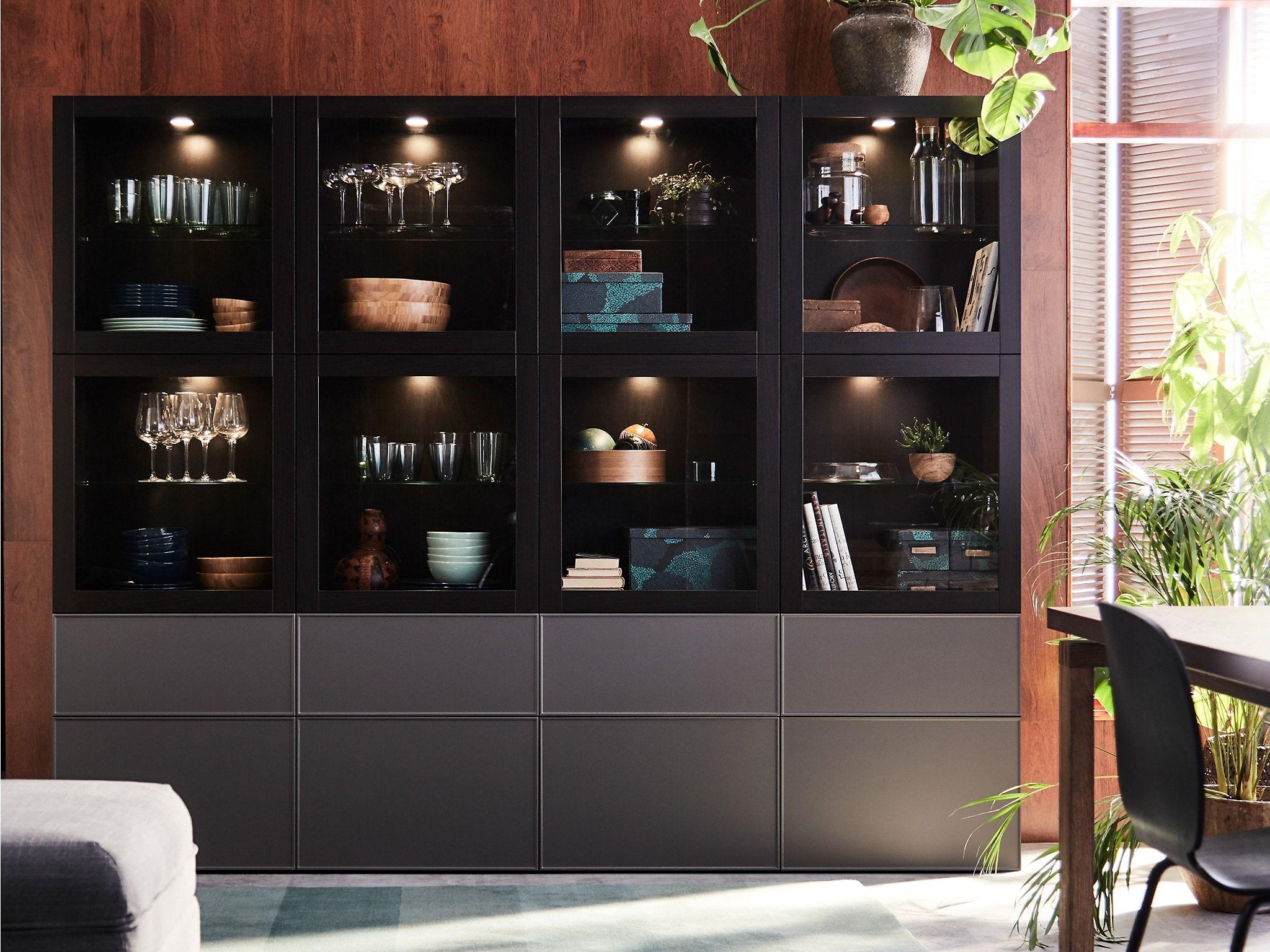 Podobny Obraz Meble Do Salonu W 2018 Pinterest Ikea Shelves I