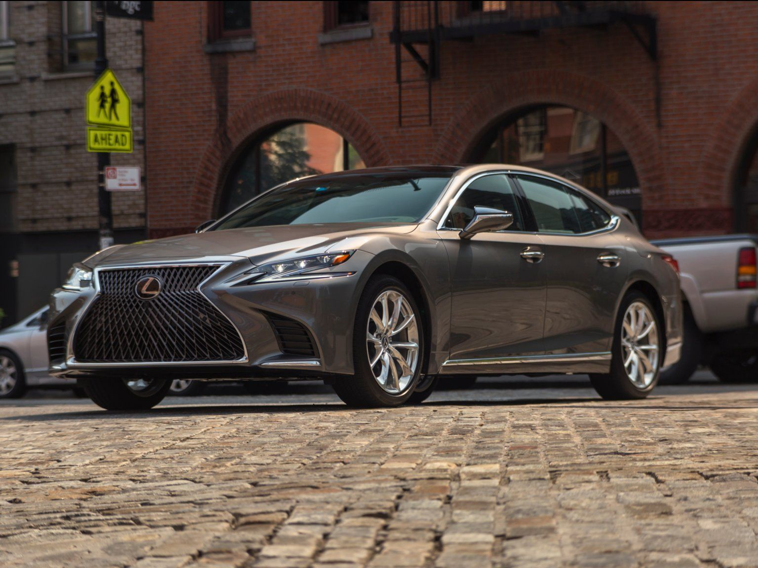 We drove an allnew 116,000 Lexus LS 500 to see if it can