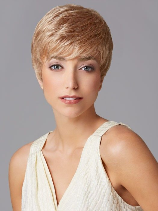 Short Haircuts for Thin Hair, suitable for Round or Oval Faces ...