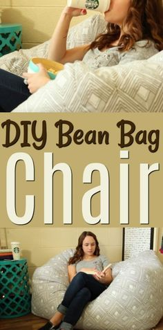 Diy Bean Bag Chair Mamabearlovestosew Diy Bean Bag