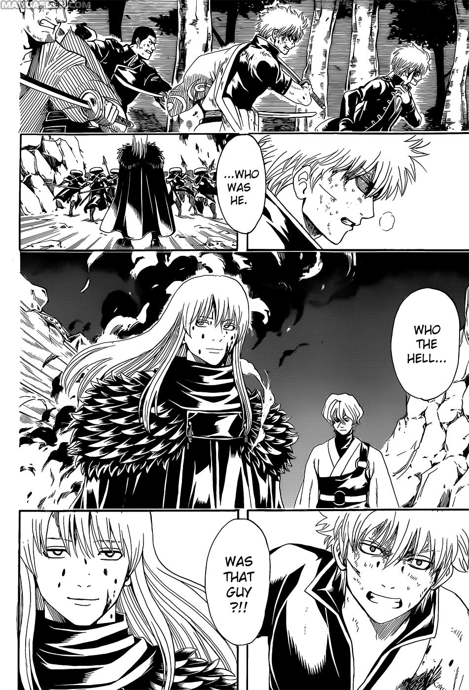 Manga Gintama Chapter 545 Page 9 Gintamamy