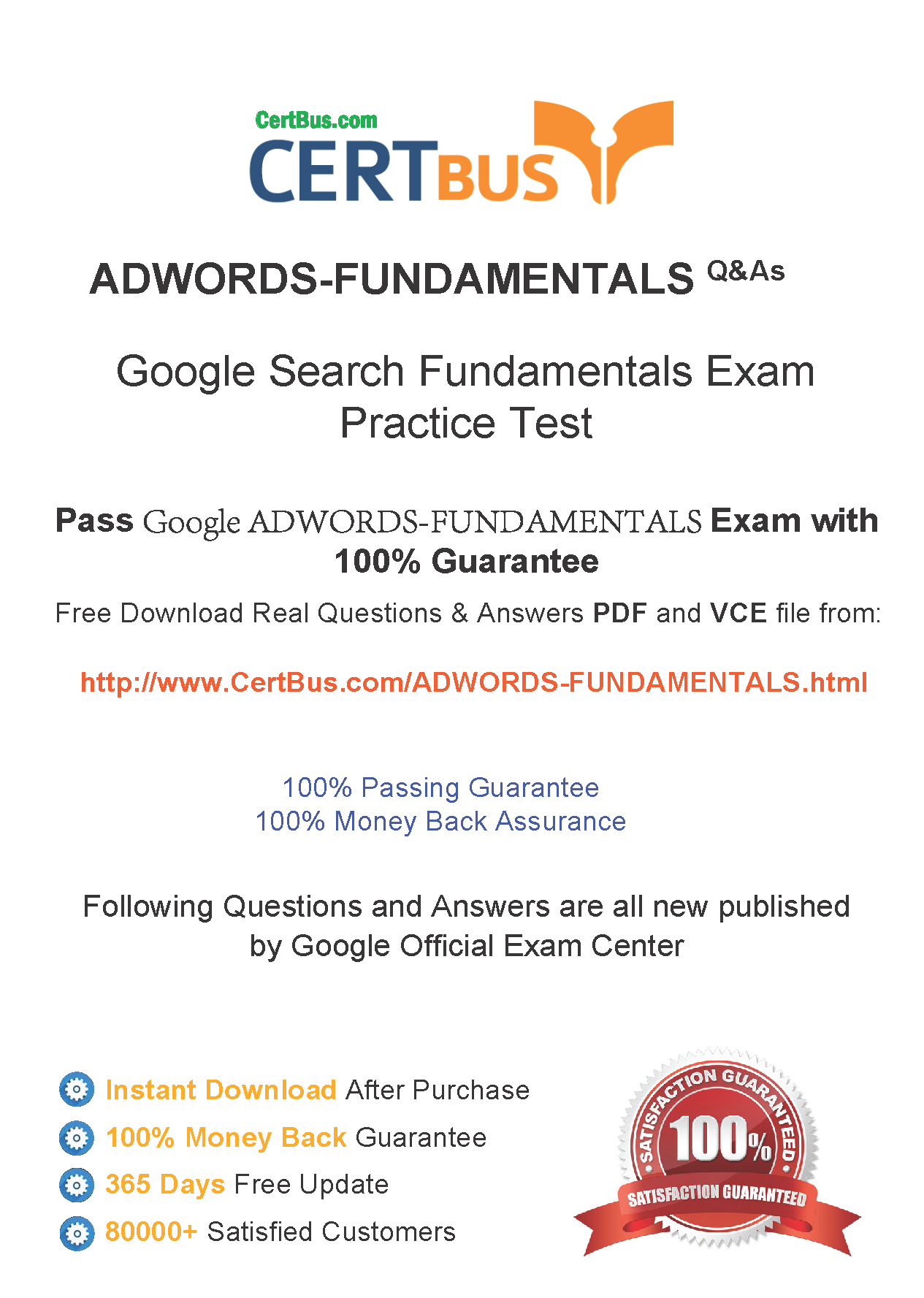 Candidate need to purchase the latest google adwords fundamentals candidate need to purchase the latest google adwords fundamentals dumps with latest google adwords practice examstudy guidesthe xflitez Image collections