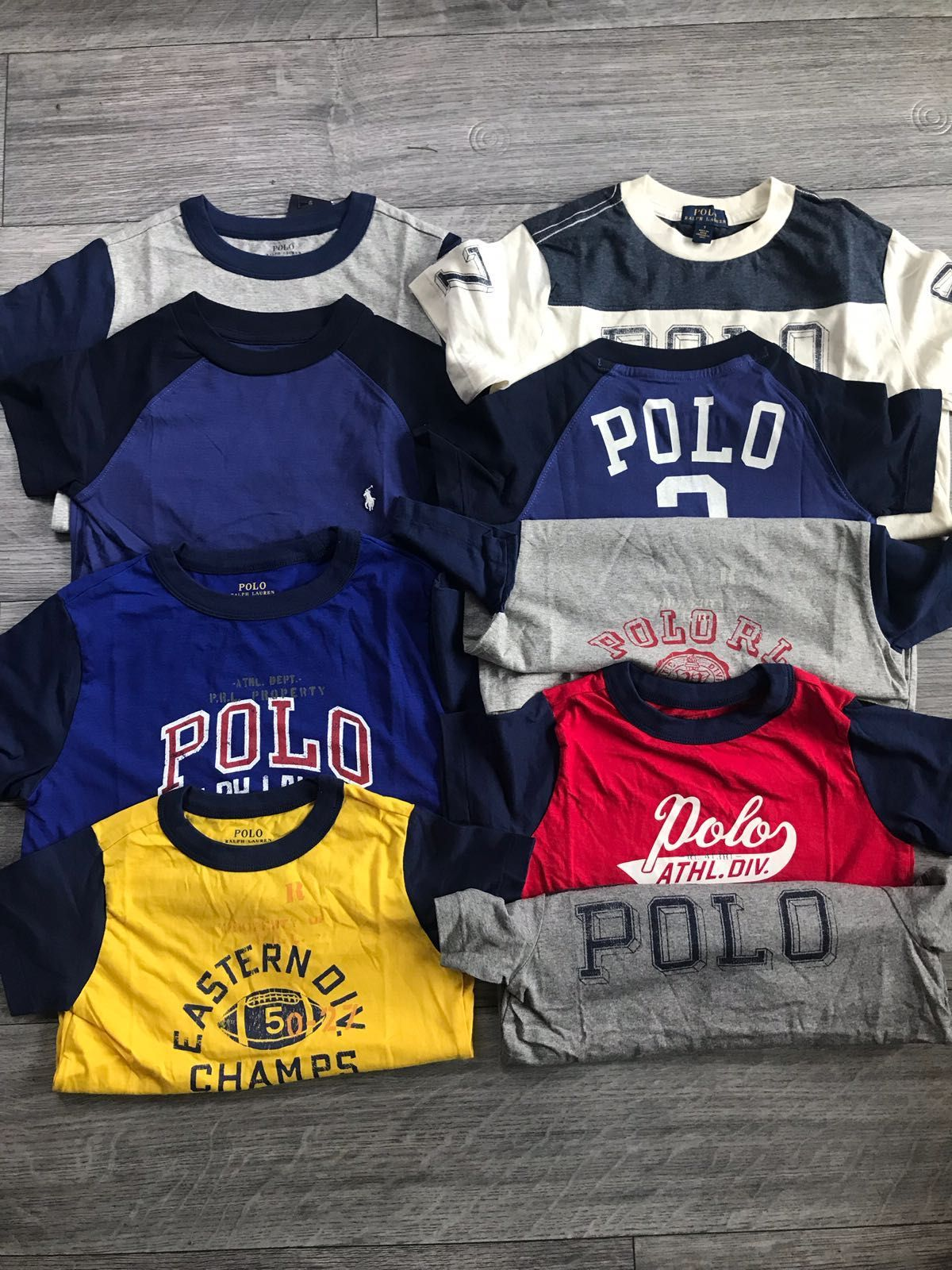 Ralph Lauren Boys Polo T Shirts Are Some Serious Hot Sellers On The