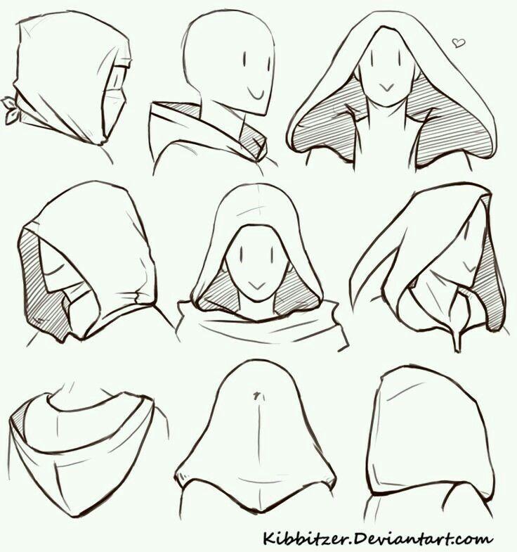 Clothing / hoods