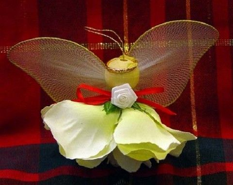 5 Angel Christmas tree ornaments to make - Columbus crafts | Examiner.com