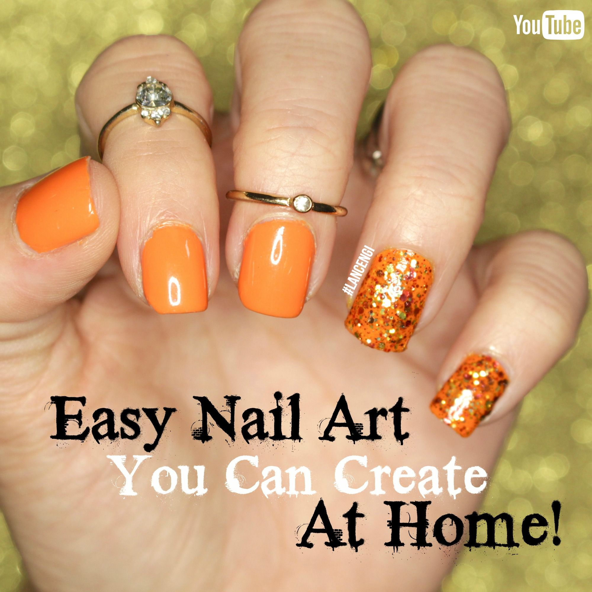 DIY Easy Halloween nail Art For beginners - Nail Art you can ... Holloween Nail Designs Easy To Do At Home on easy nail polish design, easy neon nail designs, easy nail designs for beginners, awesome easy nail designs, diy easy butterfly nail designs, easy do yourself nail designs, easy to do art, quick and easy nail designs, easy to do tattoo designs, easy to do nail designs for short nails, easy to do toenail designs, easy zebra nail designs, easy flower nail designs step by step,
