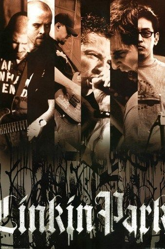 QW9 PRINT IMAGE PHOTO LINKIN PARK POSTER Amazing Collage RARE HOT NEW 24X36