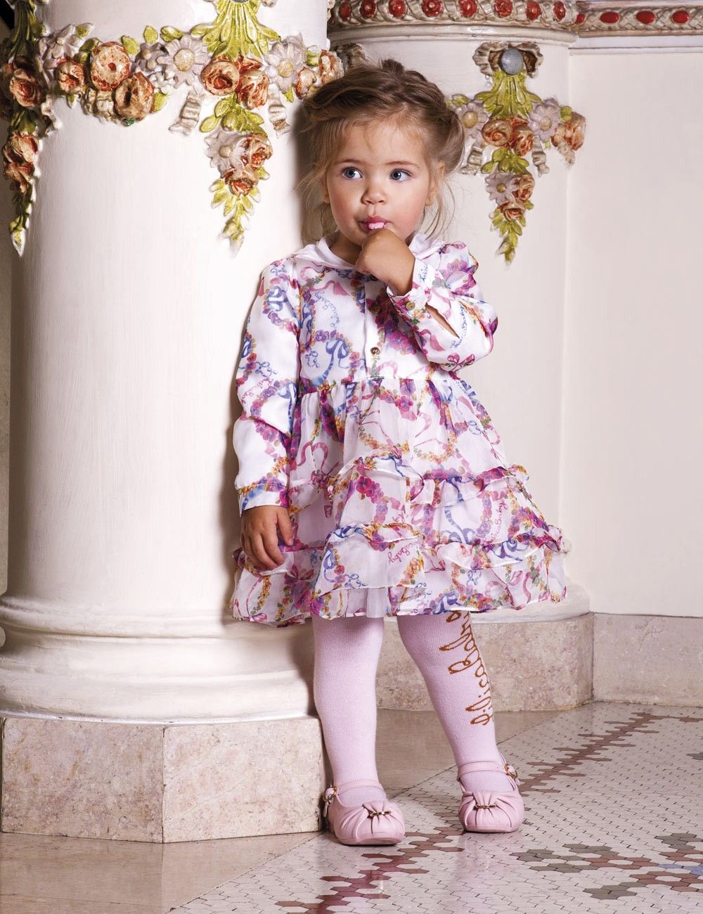 Childrenswear Lilica Ripilica Spring-Summer  1000+ images about Kidswear on Pinterest | Runway, Little girl poses and Sao paulo