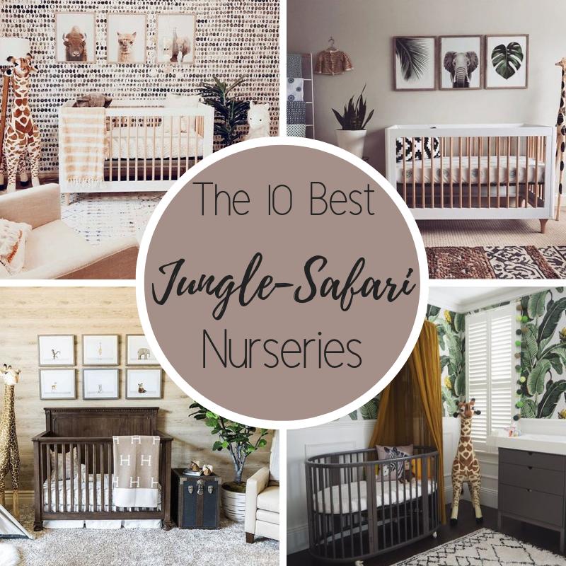 The 10 Best Jungle Safari Themed Nurseries Safari Theme