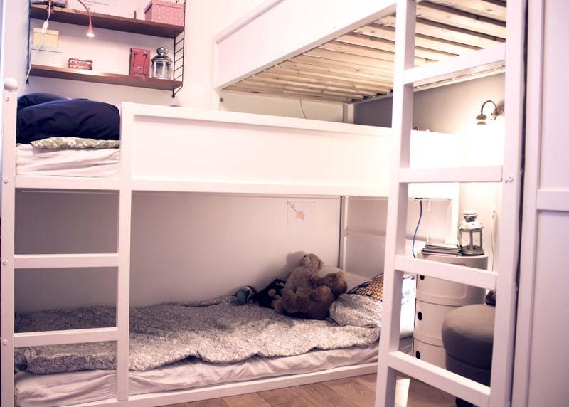 Best Closeup Bunk Bed For Three Kids Room Bunk Beds Ikea 400 x 300
