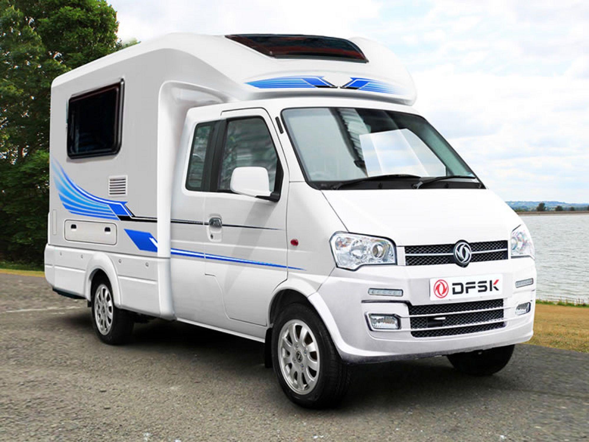 Dfsk Big Cab Mini Camper Http Dfskuk Com Big Cab Mini