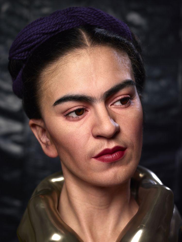 Frida Frida Kahlo Portrait Frida Khalo