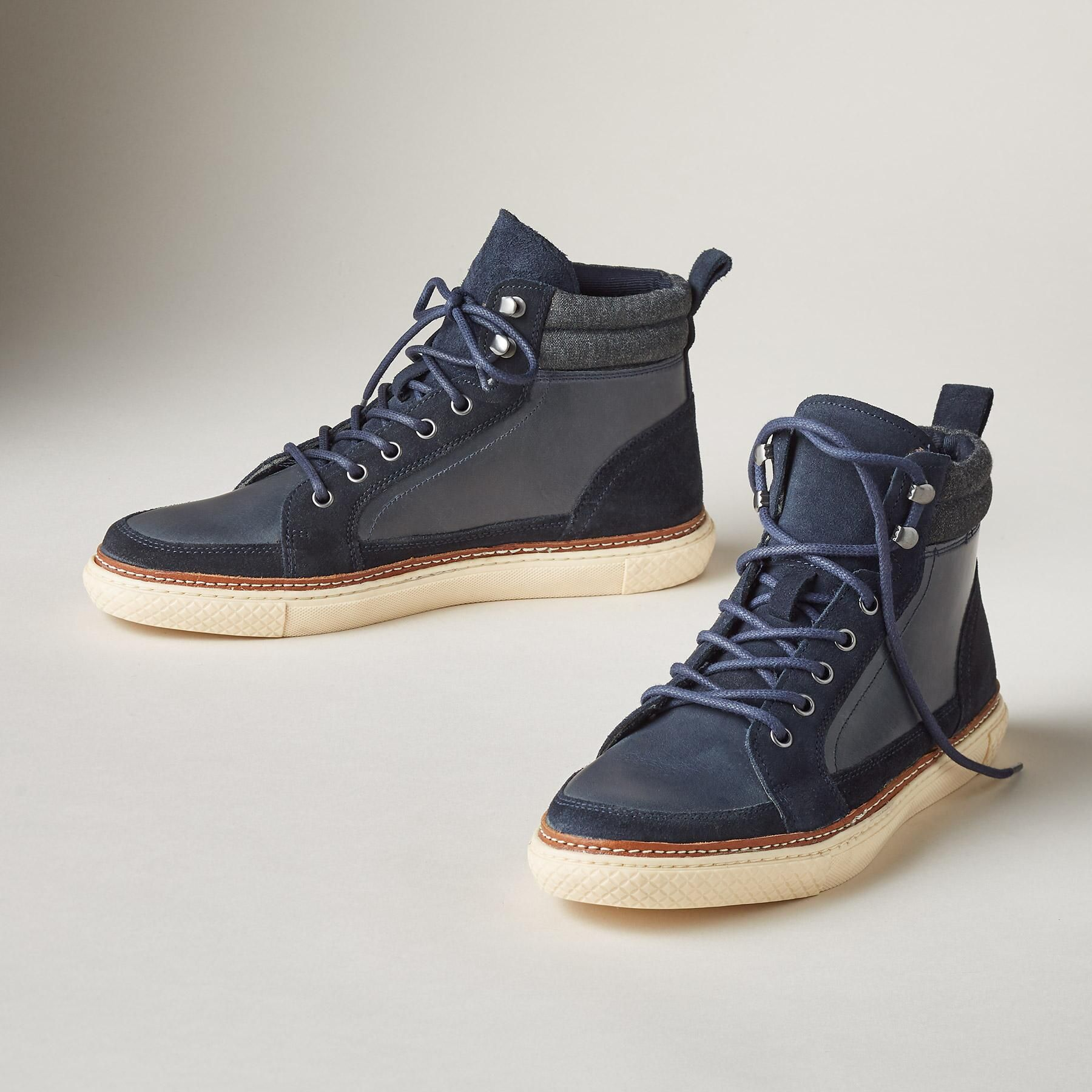 8ea22475f09c Elan Polo Graham Sneakers Picked from SUNDANCE  Leather