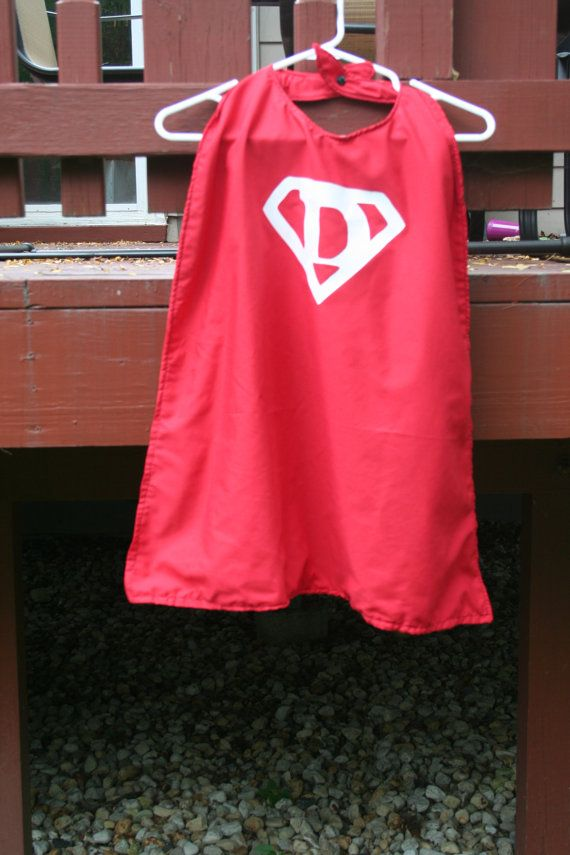 Custom Cape Children S Personalized Child Size Superhero Birthday Gift