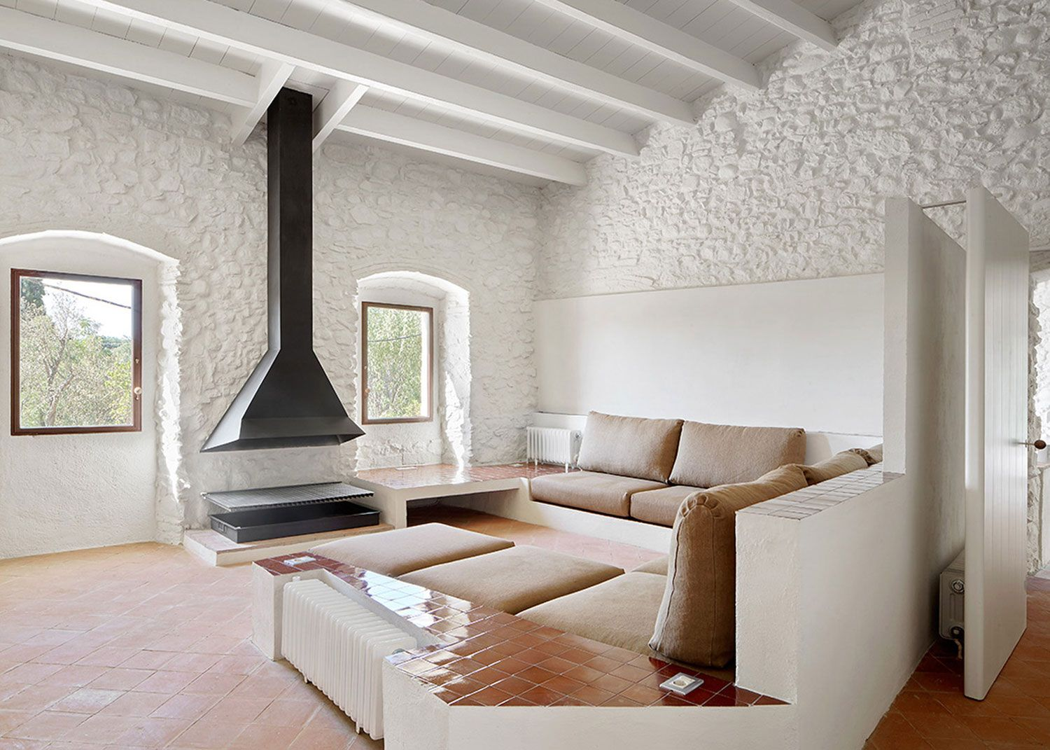 Epic Farmhouse Renovation In Spain By Arquitectura G.
