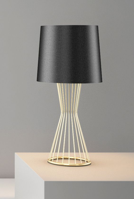 Great Tulip Table Lamp, Created By Autoban