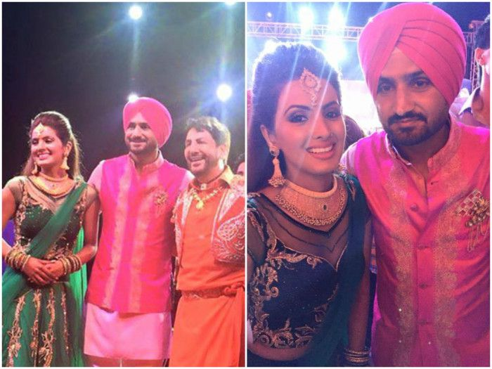 All You Need To Know About The Wedding Of Harbhajan Singh And Geeta Basra Geeta Basra Singh Wedding