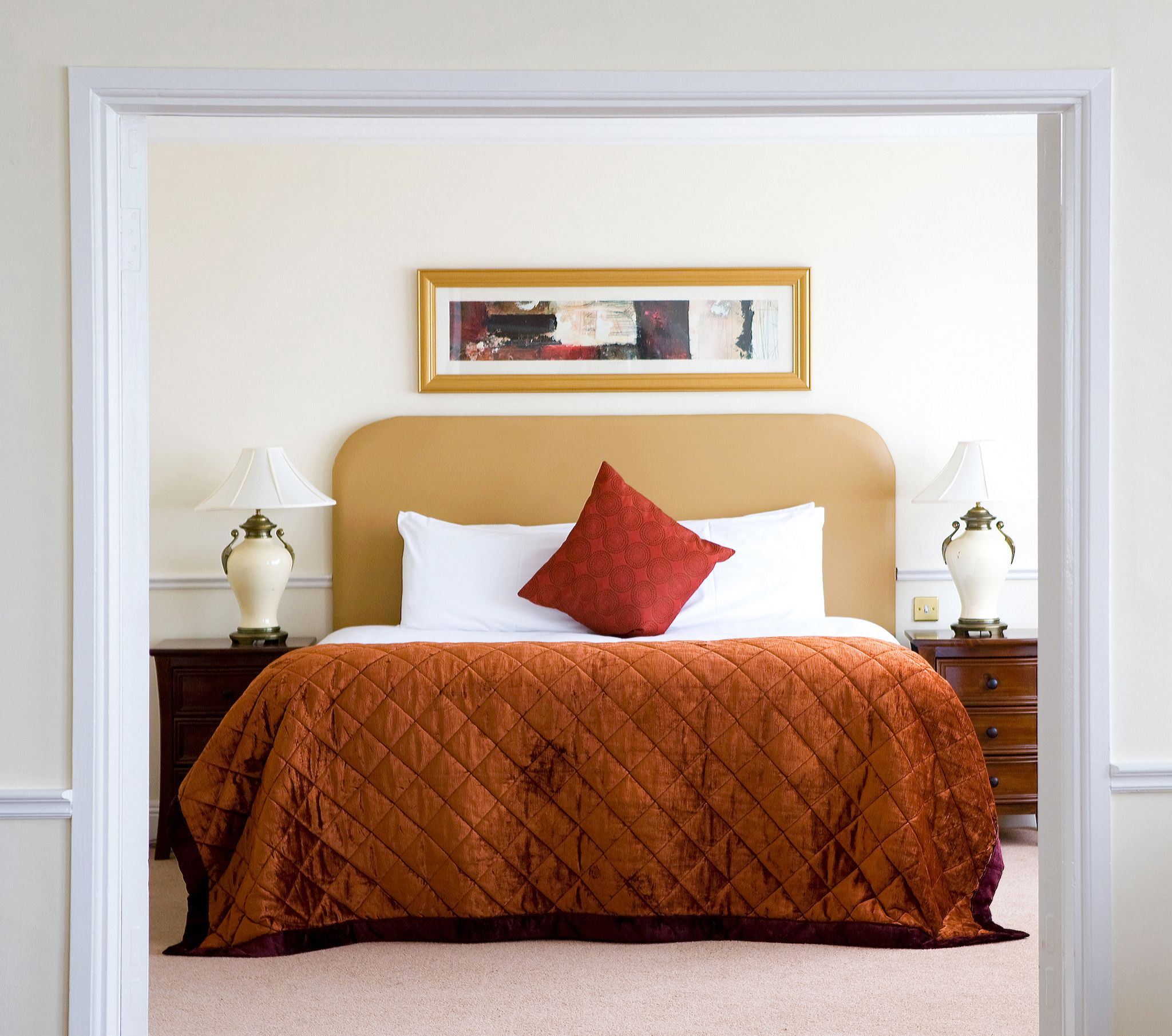 Master Suite At Clyde Court Hotel, Dublin, Ireland
