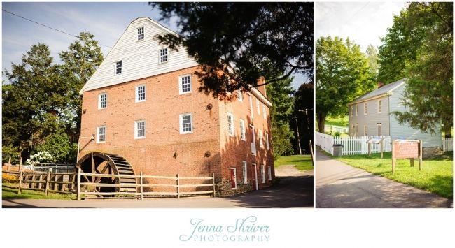 The Union Mills Shriver Homestead Westminster Maryland Rustic Outdoor Wedding Venue Www Jennashriver