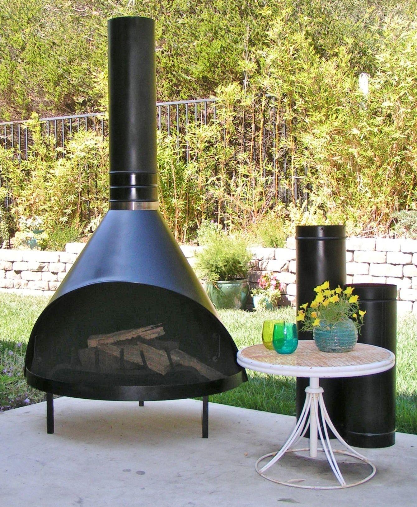 Preway Freestanding Fireplace Sleekandsimplelines
