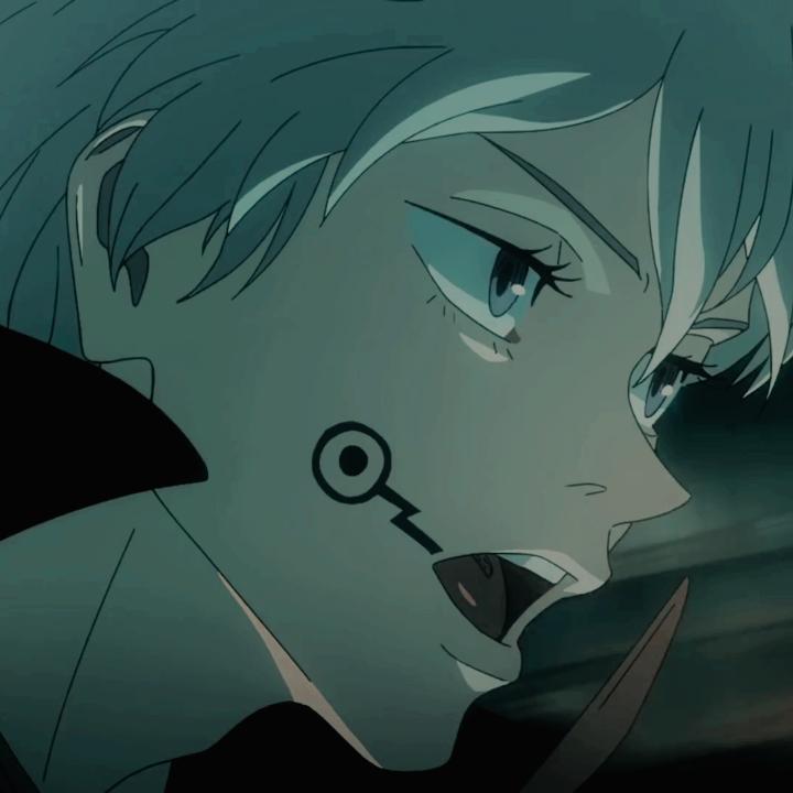 anime black.