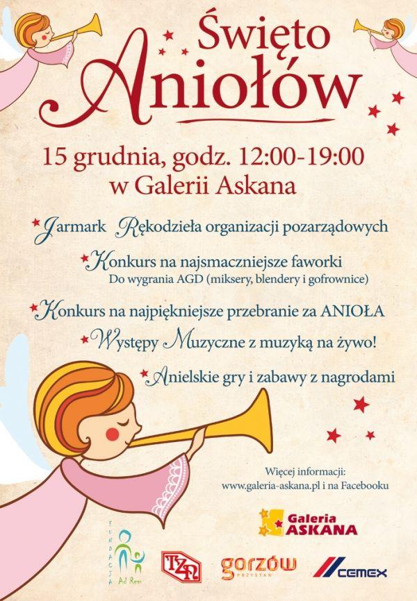 Święto Aniołów w Galerii Askana!