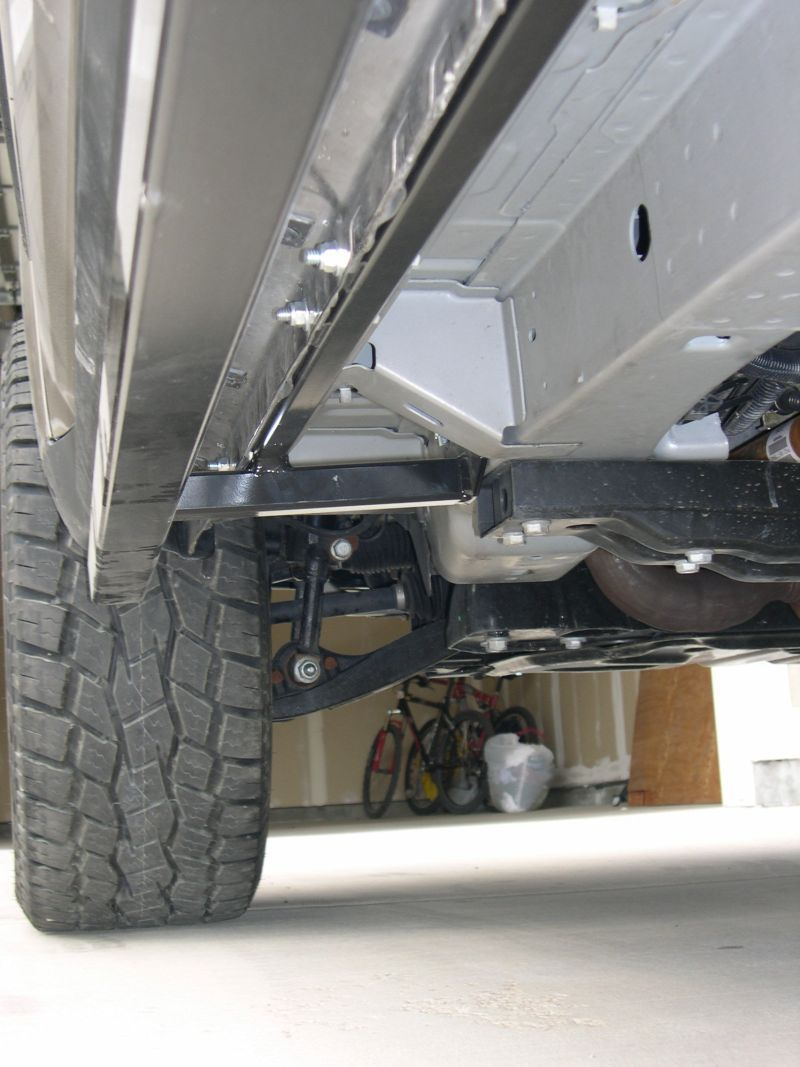 Jeep Rockrails X2f Rock Sliders X2f Rocker Panel Protection