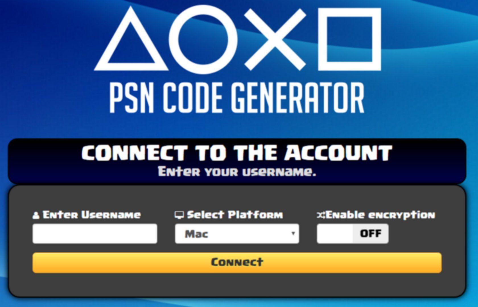 pin by free psn
