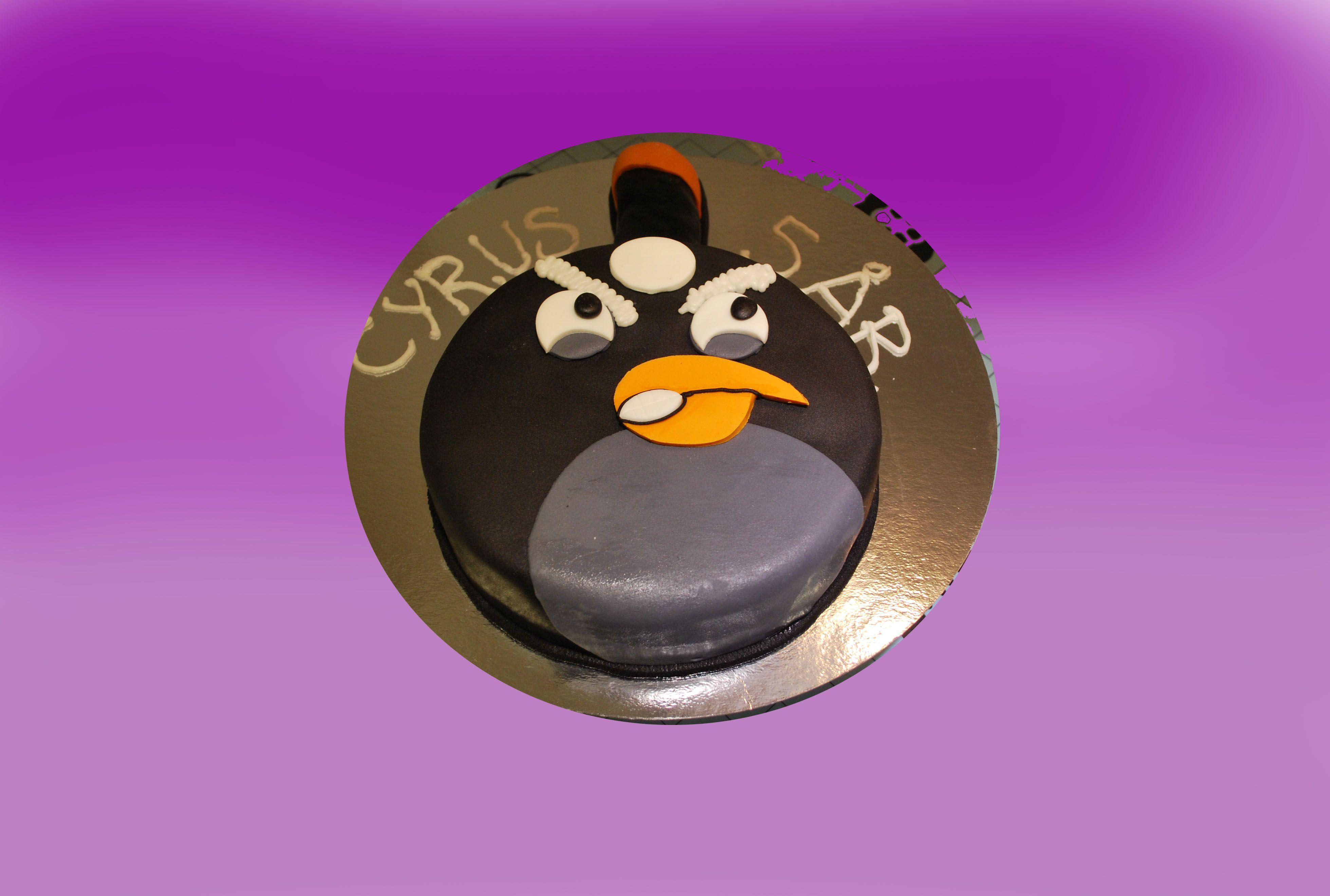 ANGRY BIRD kakene kan lages i de fleste variantene enten de er røde, svarte , grønne friser eller gule. Kan lages både som sjokoladekake og marsipanbløtkake. Ta kontakt for mer info på post@bellakaker.no eller ta en titt på websiden min www.bellakaker.no