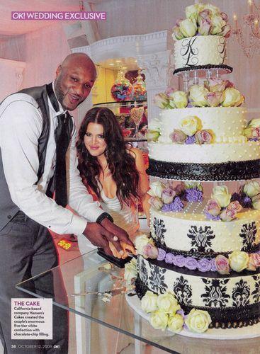Khloe Lamars Cake Created By HANSEN CAKES You Can Taste Hansen