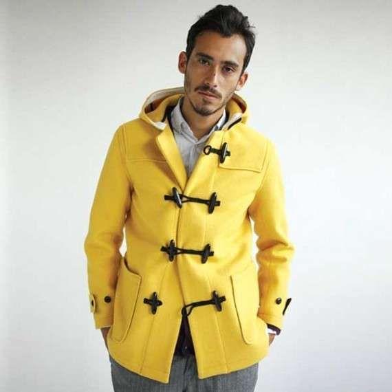 Bedwin - Jannis Duffle Coat | love the style | Pinterest | Duffle ...